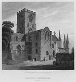 Carlisle Cathedral, Cumberland