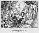 The British Character, Adaptability to Foreign Conditions