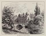 Cambridge: Old Bridge of St John's College