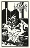 Illustration for Don Juan by Lord Byron: That slut the Pelegrini, she too was fortunate last carnival