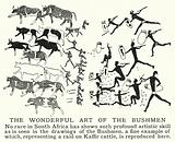 The wonderful art of the Bushmen