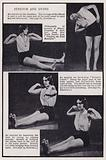 Health and Beauty: Stretch and swing