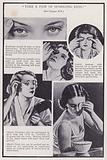 "Health and Beauty: ""Take a pair of sparkling eyes!"""