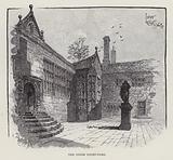 Hoghton Tower, The Inner Court-Yard
