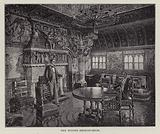 Cardiff Castle, The Winter Smoking-Room