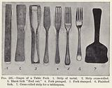 Stages of a Table Fork
