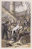 Death of Nelson at Trafalgar