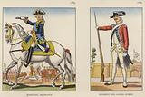 Marechal De France, 1789; Regiment Des Gardes Suisses, 1789