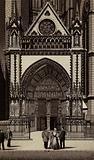 Metz: Portal der Kathedrale