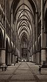 Metz: Inneres der Kathedrale