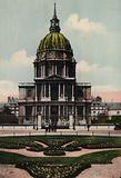 Paris: Le Dome des Invalides, The Dome of the Invalides