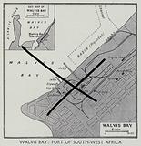Walvis Bay, Port of South west Africa