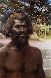 Type of Man from the Island of Tanna, New Hebrides