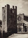 Italy: Tuscania, S Maria Maggiore