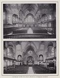 Jamestown, NY: Interior Views of First Swedish Lutheran Church