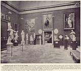 Chicago World's Fair, 1893: A Portion of the Italian Statuary Exhibit