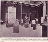 Chicago World's Fair, 1893: A Section of Italian Statuary