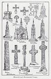 Memorial and monumental crosses