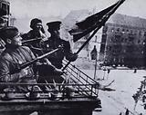 Fall of Berlin to the Soviet Red Army, World War II, May 1945
