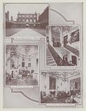 Chesterfield House, London, home of Henry, Viscount Lascelles and Mary, Princess Royal, after their marriage in 1922