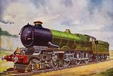 King George V, 4–6–0 steam locomotive of the Great Western Railway