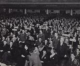 Delegates at the San Francisco Conference approving the Charter of the United Nations, 25 June 1945