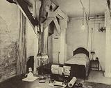 British Prime Minister Winston Churchill's private room in the underground Cabinet War Rooms beneath Whitehall, …