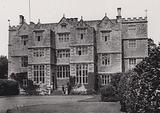 Chastleton House, The Entrance Front