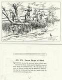 878 AD, Narrow Escape of Alfred