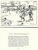 1588 AD, Sir Francis Drake's Game of Bowls