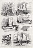 The International Fisheries Exhibition, Some Exhibits in the British Section