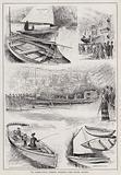 The International Fisheries Exhibition, Some British Exhibits