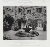 Fountain in the Court-Yard of Museum, Toulouse, France