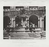 Fountain in the Piazza Della Madonna, Loreto, Italy