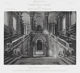 Staircase of Honor in the Palazzo Reale, Caserta, Italy