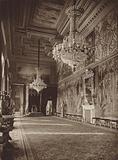Roma: Palazzo del Quirinale, Sala del Trono