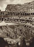 Roma: Colosseo, Interno