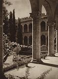 Roma: Palazzo Venezia, Piccolo Cortile