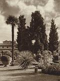 Roma: Museo Nazionale, Cortile