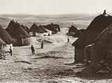 Spain: Village in South Estremadura