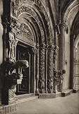 Yugoslavia: Trau, Doorway of the Cathedral