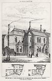 Bank and House at Stone, Staffordshire, for the Manchester and Liverpool District Banking Co