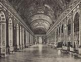 Versailles: Galerie Des Glaces; The Gallery of Mirrors