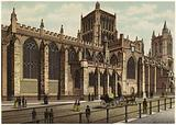 Bristol Cathedral, North Side