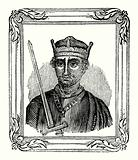 William the Conqueror, Duke of Normandy, invades England, and claims the crown