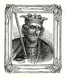 Edward I was born in 1239, crowned in 1274, and died in 1307