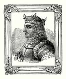 Stephen was born in 1104, crowned in 1135, and died in 1154