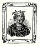 Henry III was born in 1208, crowned in 1216 and died in 1272