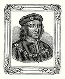Richard III was born in 1450, crowned in 1483, slain in 1485