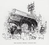 The Railway Bridge, Ludgate Hill